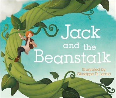 DK Children Jack and the Beanstalk