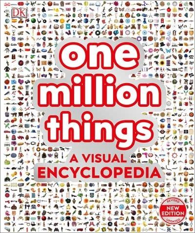DK Children One Million Things