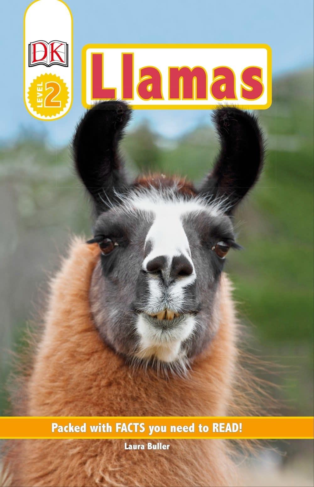 DK Children DK Readers Level 2: Llamas
