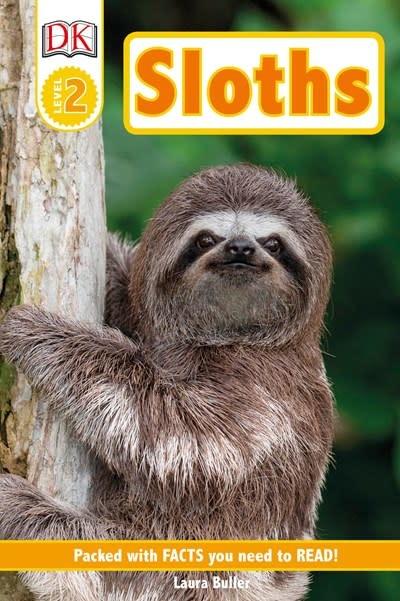 DK Children DK Readers Level 2: Sloths