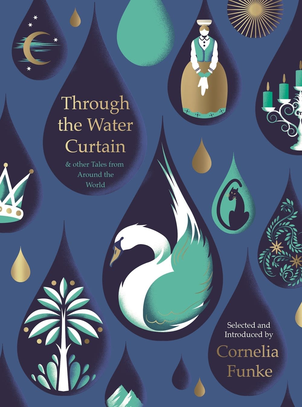Pushkin Children's Books Through the Water Curtain: & Other Tales from Around the World