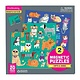 Mudpuppy Cats & Dogs Magnetic Puzzles