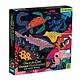 Mudpuppy Illuminated: Ocean (500 Piece Glow-in-the-Dark Family Puzzle)