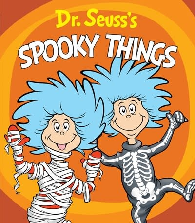 Random House Books for Young Readers Dr. Seuss's Spooky Things