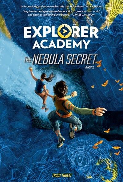Under the Stars Explorer Academy 01 The Nebula Secret