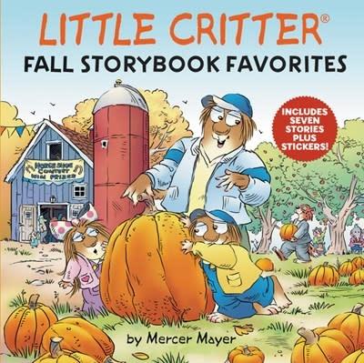 HarperCollins Little Critter Fall Storybook Favorites