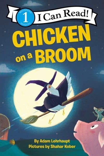 HarperCollins Chicken on a Broom