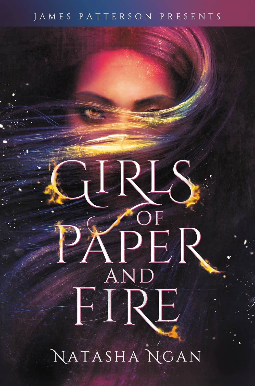 jimmy patterson Girls of Paper and Fire