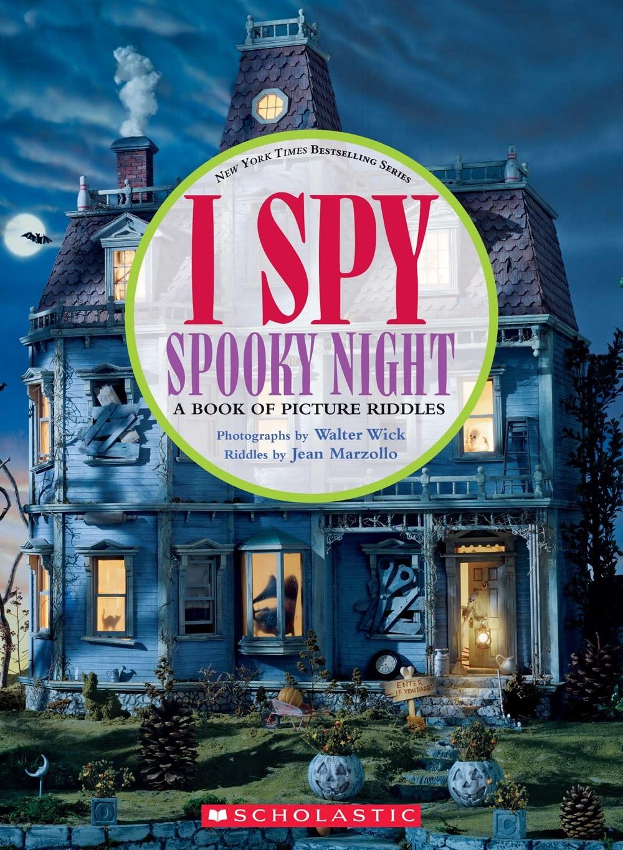 Cartwheel Books I Spy Spooky Night