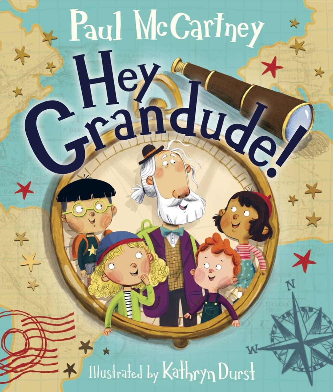 Random House Books for Young Readers Hey Grandude!