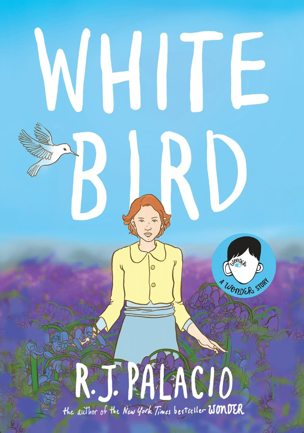 Knopf Books for Young Readers White Bird: A Wonder Story