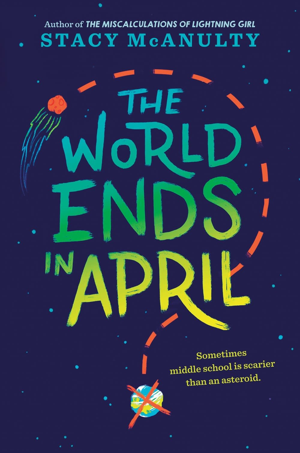 Random House Books for Young Readers The World Ends in April