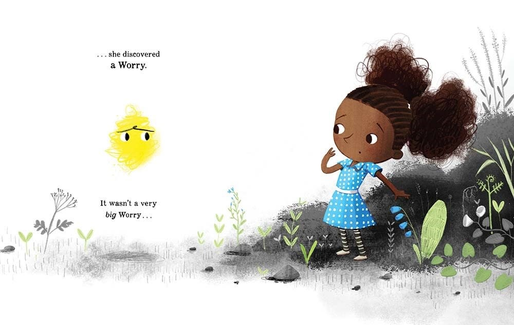 Bloomsbury Children's Books Ruby Finds a Worry
