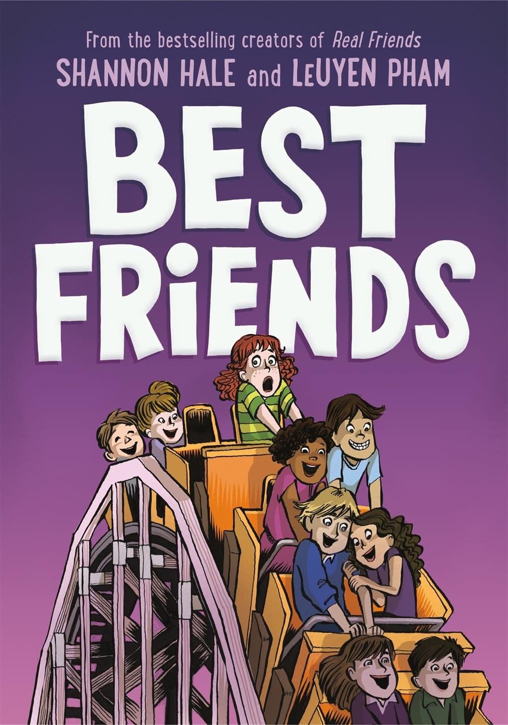 First Second Best Friends