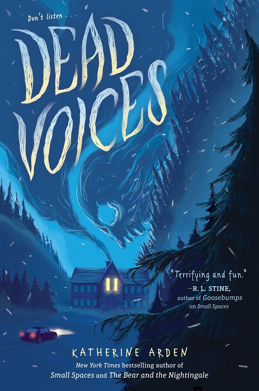 G.P. Putnam's Sons Books for Young Readers Dead Voices