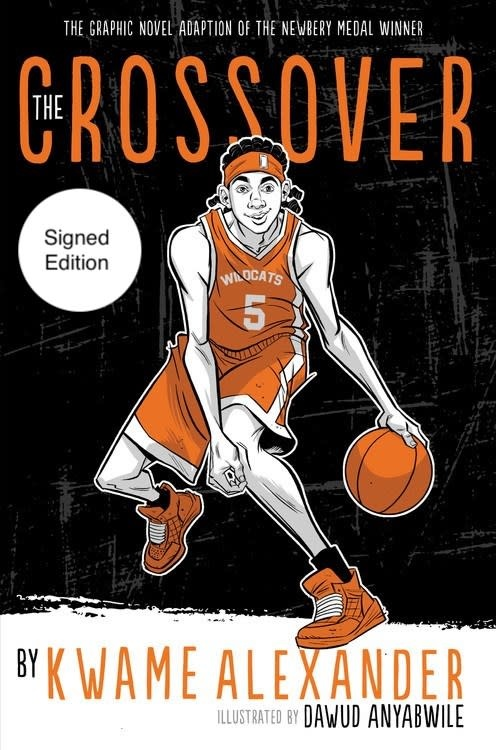 HMH Books for Young Readers Crossover (Graphic Novel)