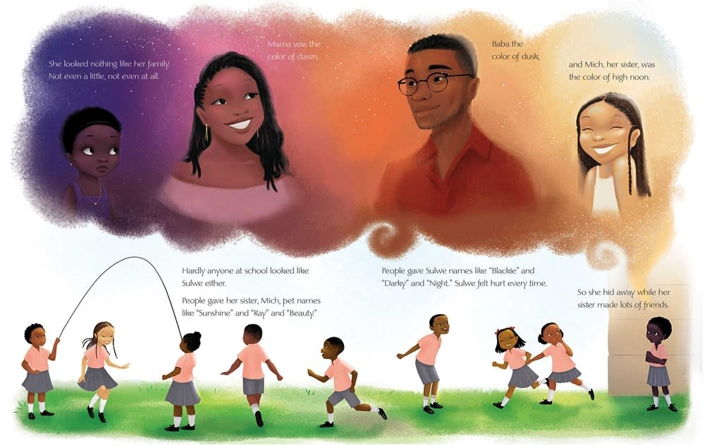 Simon & Schuster Books for Young Readers Sulwe