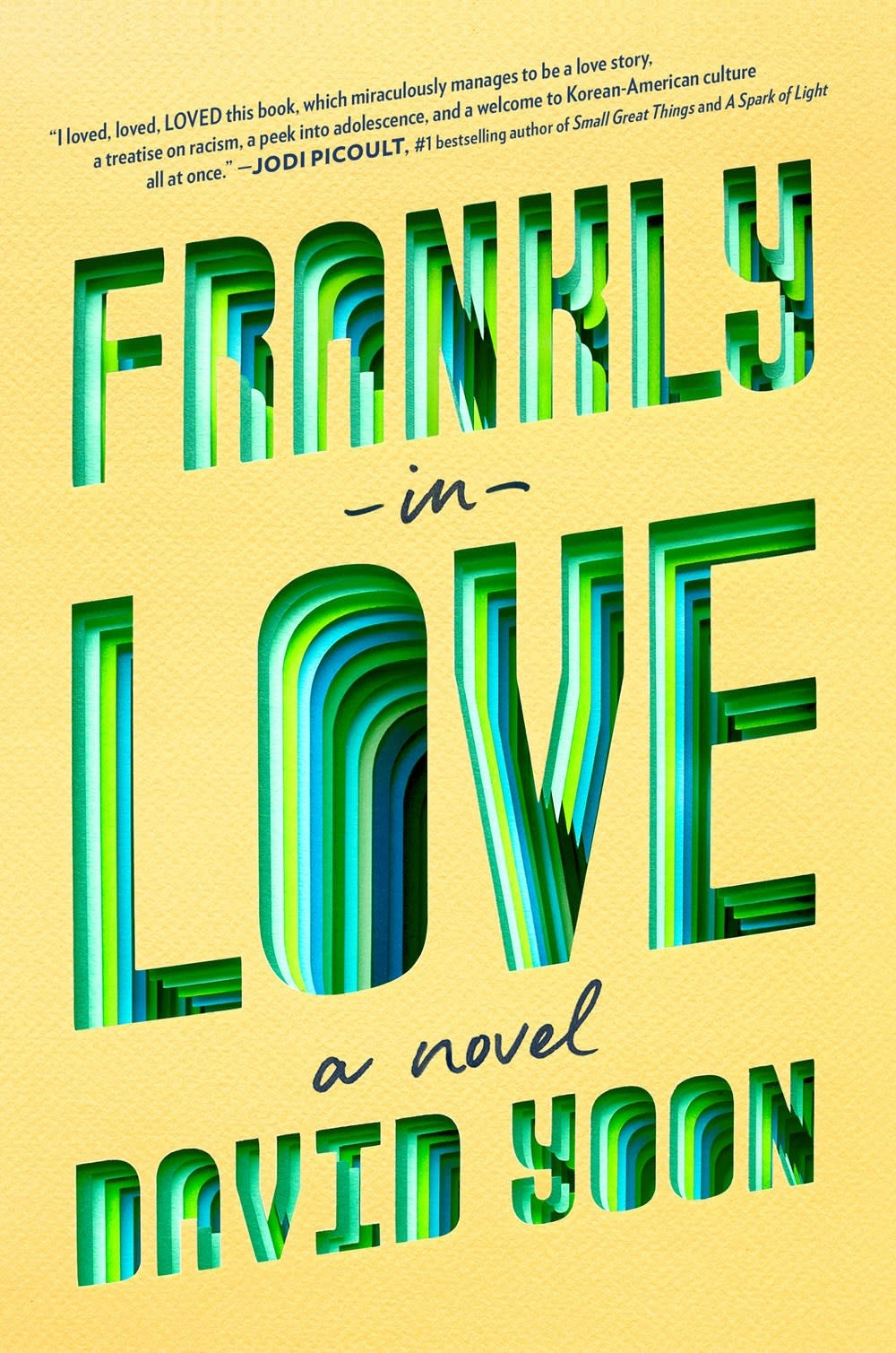 G.P. Putnam's Sons Books for Young Readers Frankly in Love