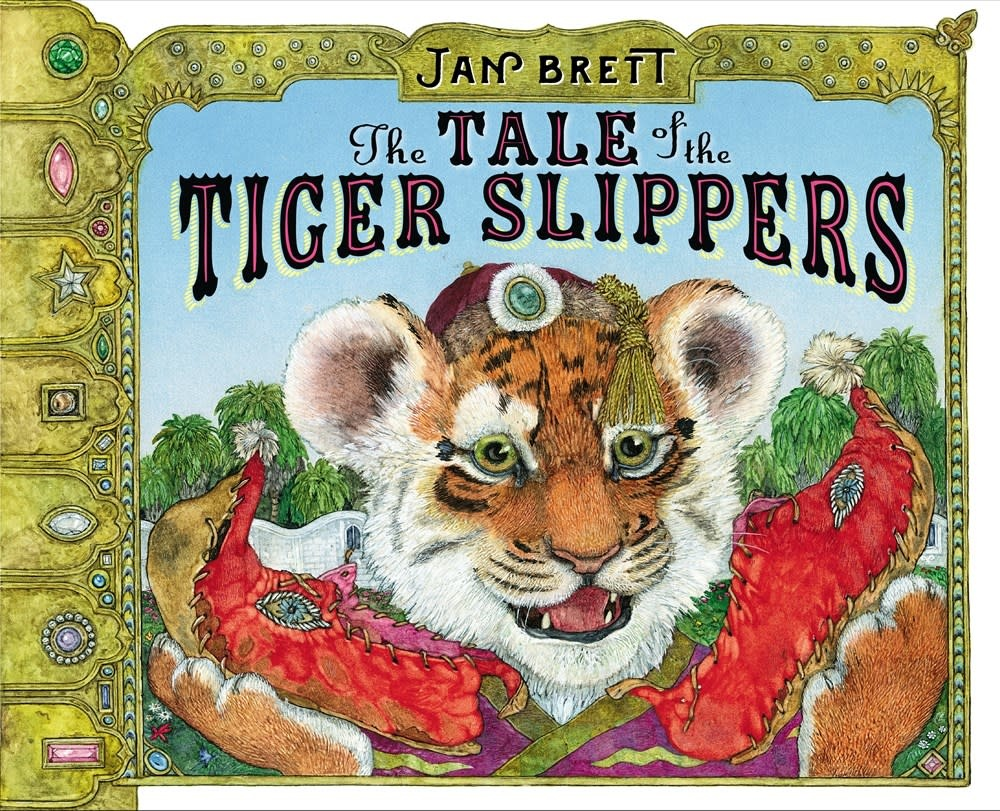 G.P. Putnam's Sons Books for Young Readers The Tale of the Tiger Slippers