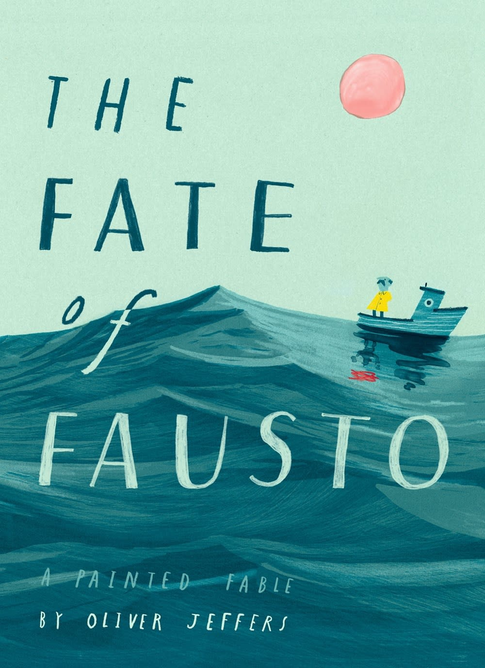 Philomel Books The Fate of Fausto