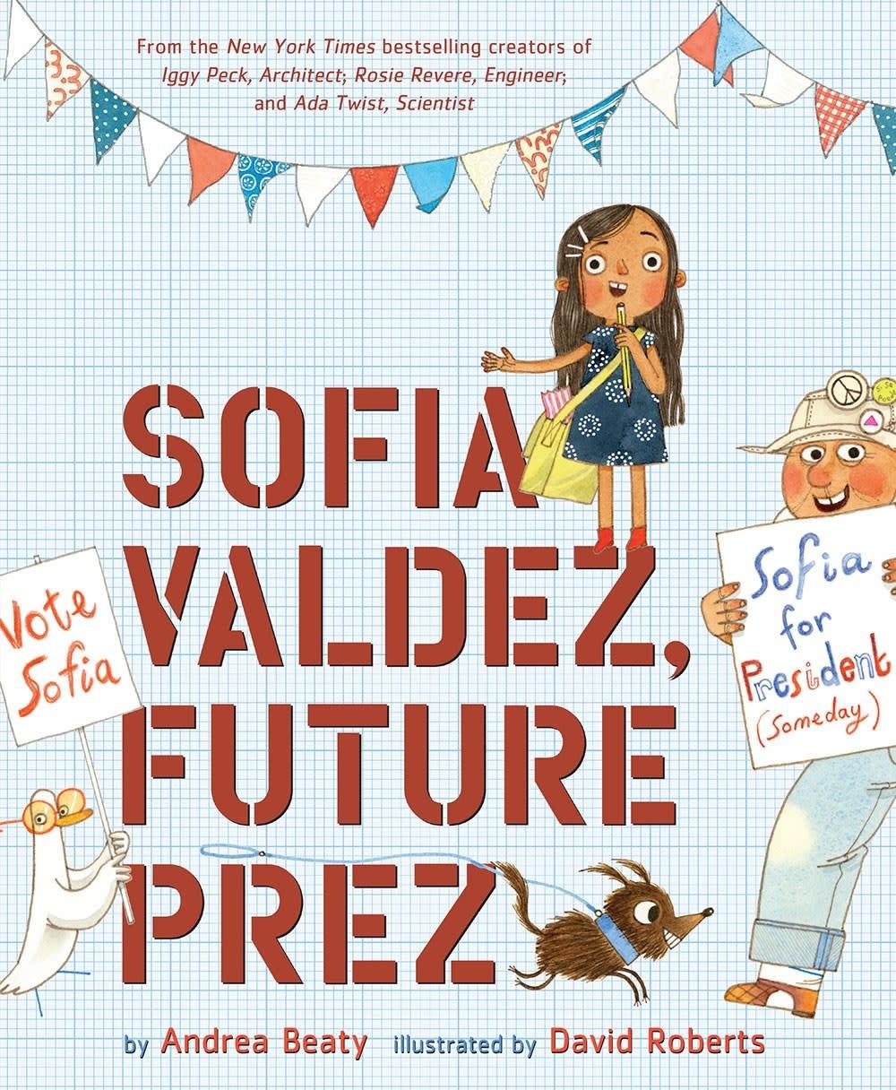 Abrams Books for Young Readers Sofia Valdez, Future Prez