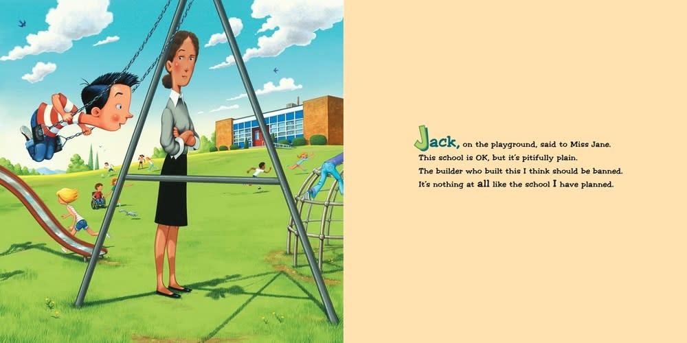 Dial Books If I Built a School