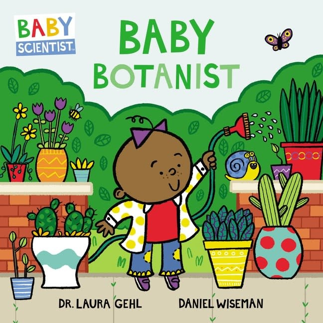HarperFestival Baby Scientist: Baby Botanist