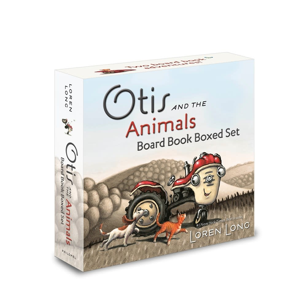 Philomel Books Otis and the Animals (Board Book Boxed Set)