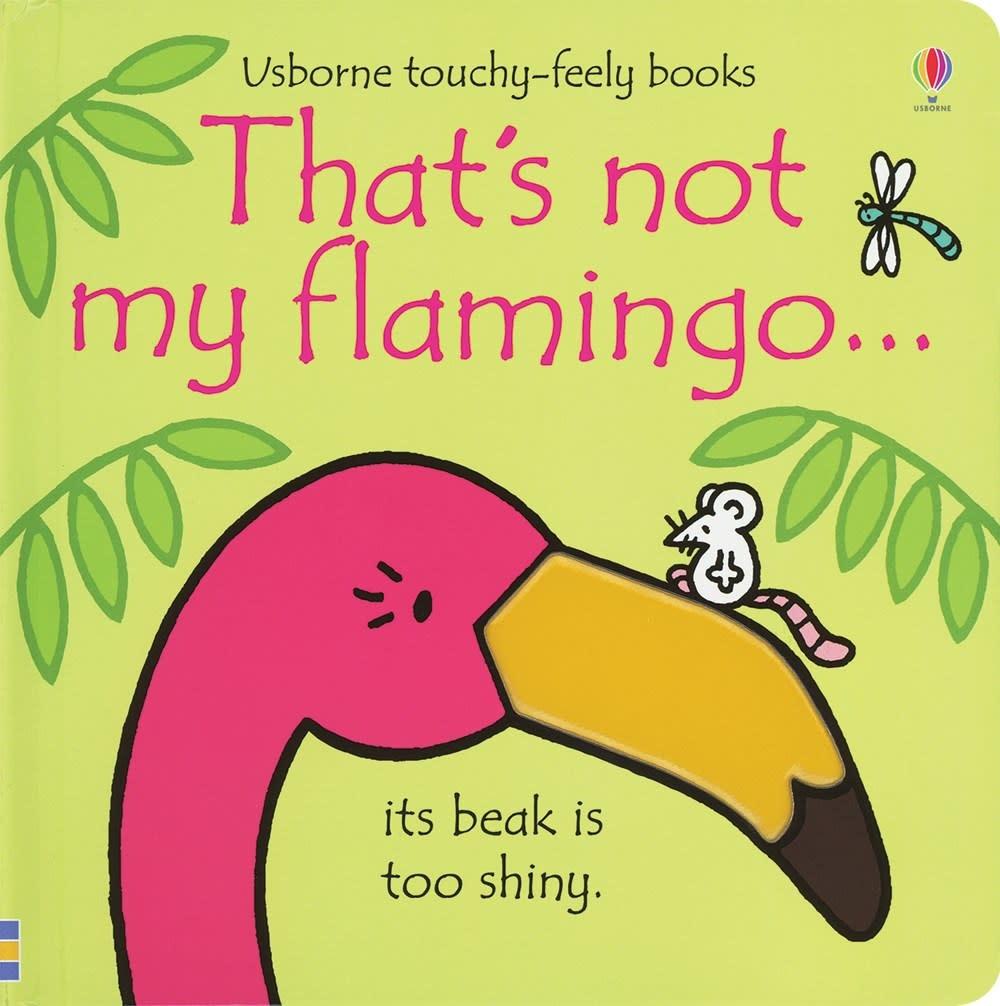 Usborne That's Not My...: Flamingo