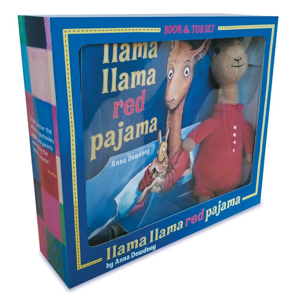 Viking Books for Young Readers Llama Llama Red Pajama (Gift Set: Book and Plush)