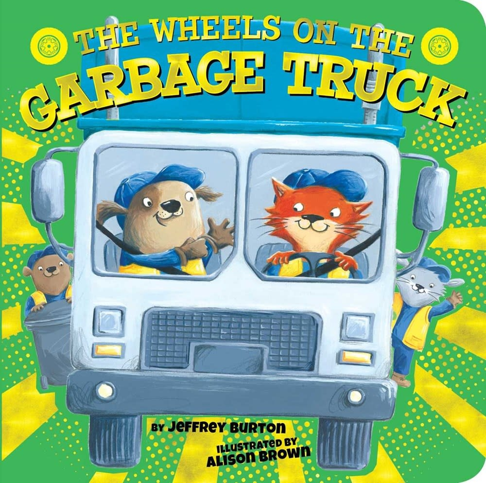 Little Simon The Wheels on the Garbage Truck
