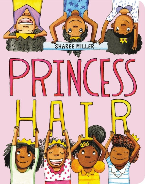 LB Kids Princess Hair
