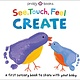 Priddy Books See, Touch, Feel: Create