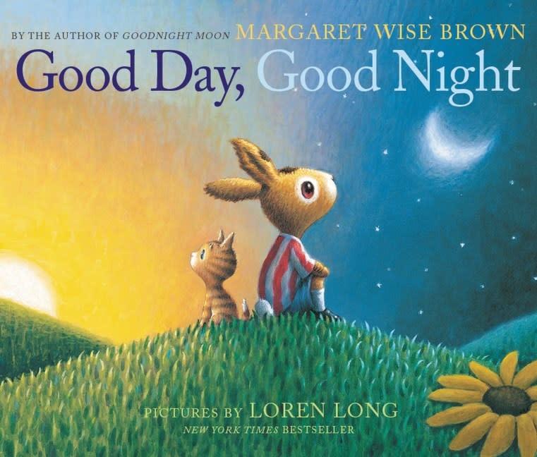 HarperFestival Good Day, Good Night (Board Book)