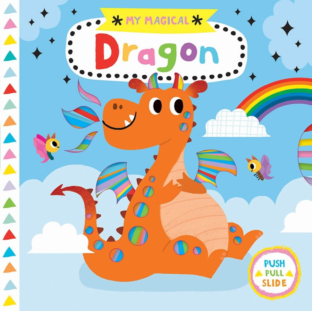 Abrams Appleseed My Magical Friends: Dragon