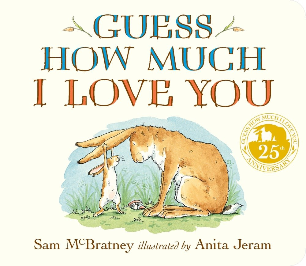 Candlewick Guess How Much I Love You (25th Anniversary Ed.)