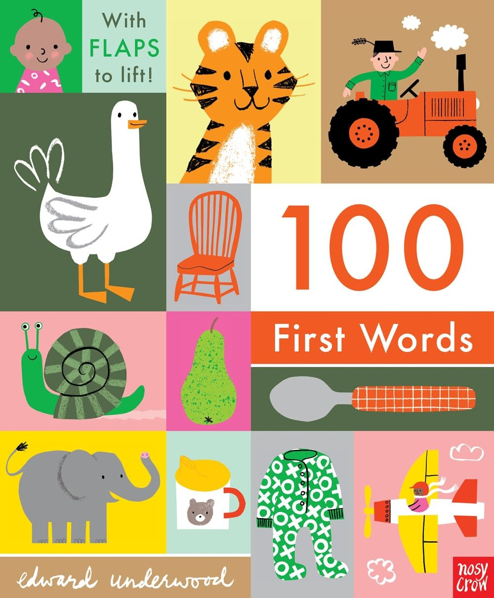 Nosy Crow 100 First Words