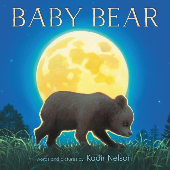 Balzer + Bray Baby Bear (Board Book)