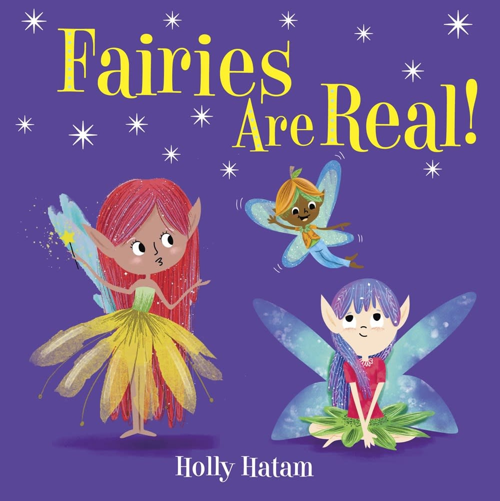 Random House Books for Young Readers Fairies Are Real!