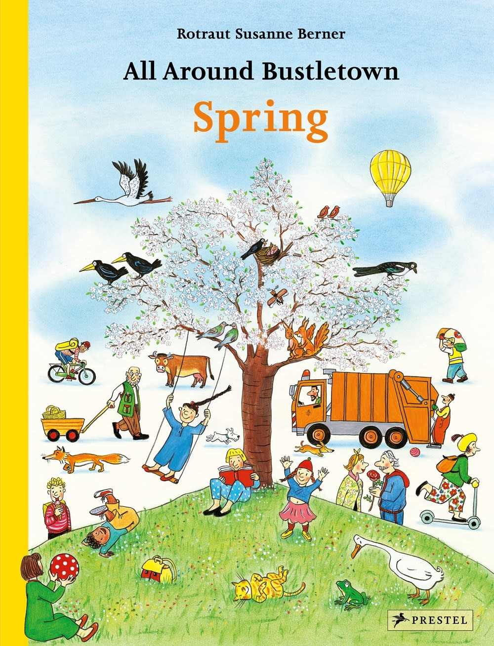 Prestel Junior All Around Bustletown: Spring