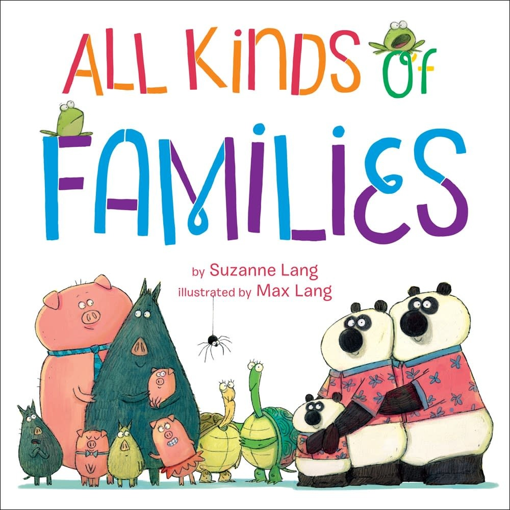 Random House Books for Young Readers All Kinds of Families