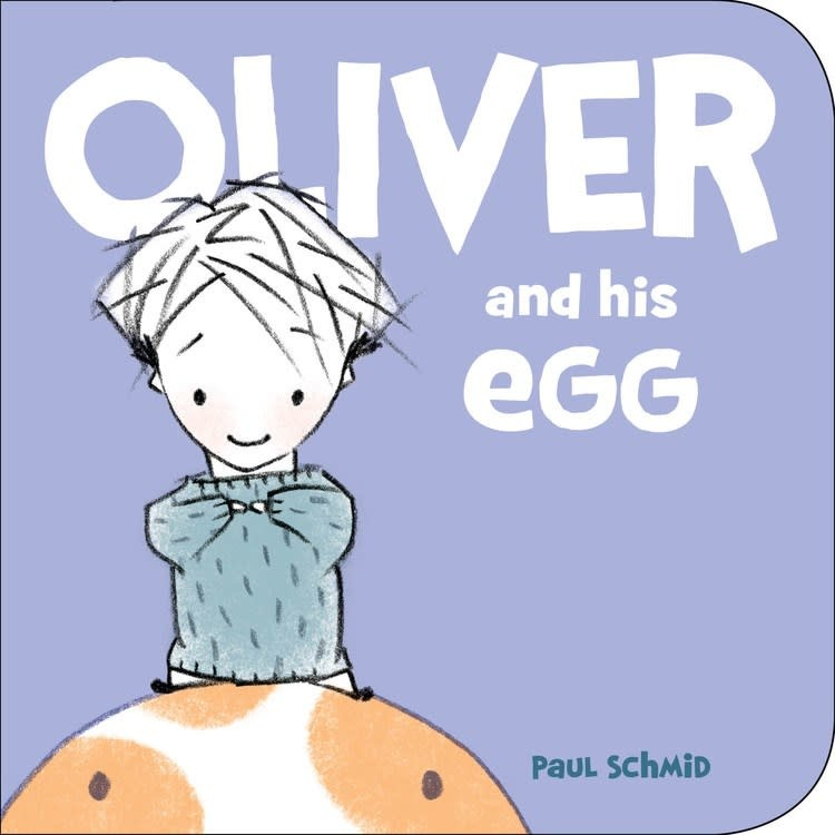 Disney-Hyperion Oliver and His Egg