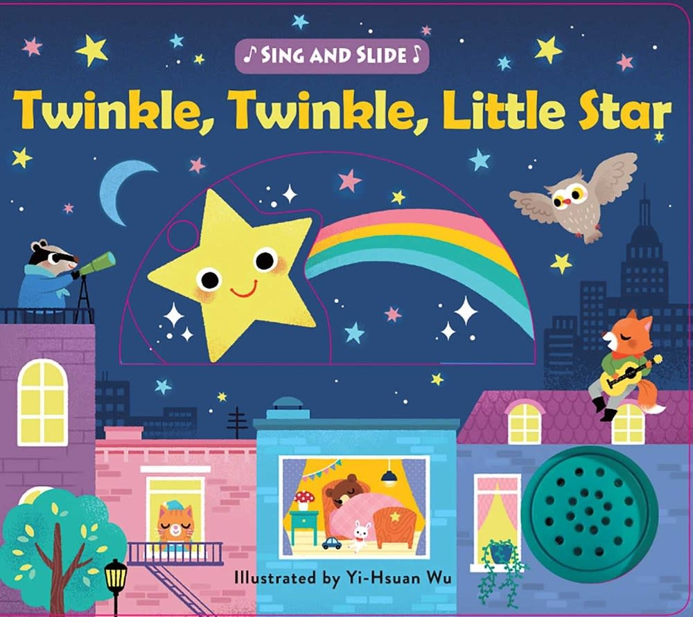 Silver Dolphin Books Sing and Slide: Twinkle Twinkle Little Star