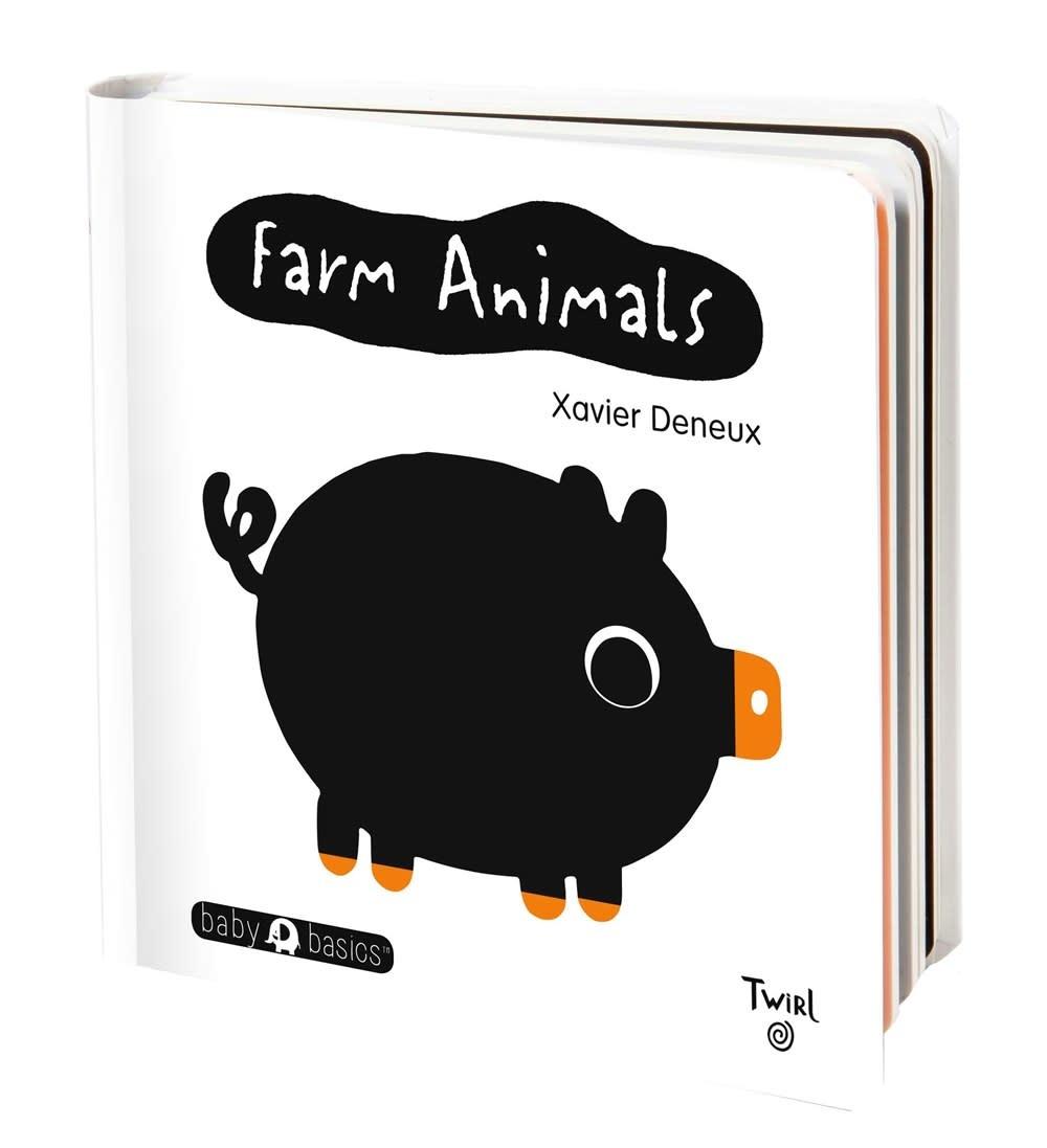 Twirl Baby Basics: Farm Animals