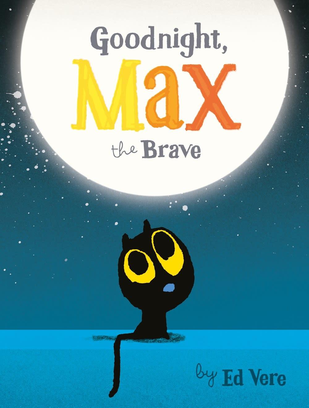 Sourcebooks Jabberwocky Goodnight, Max the Brave