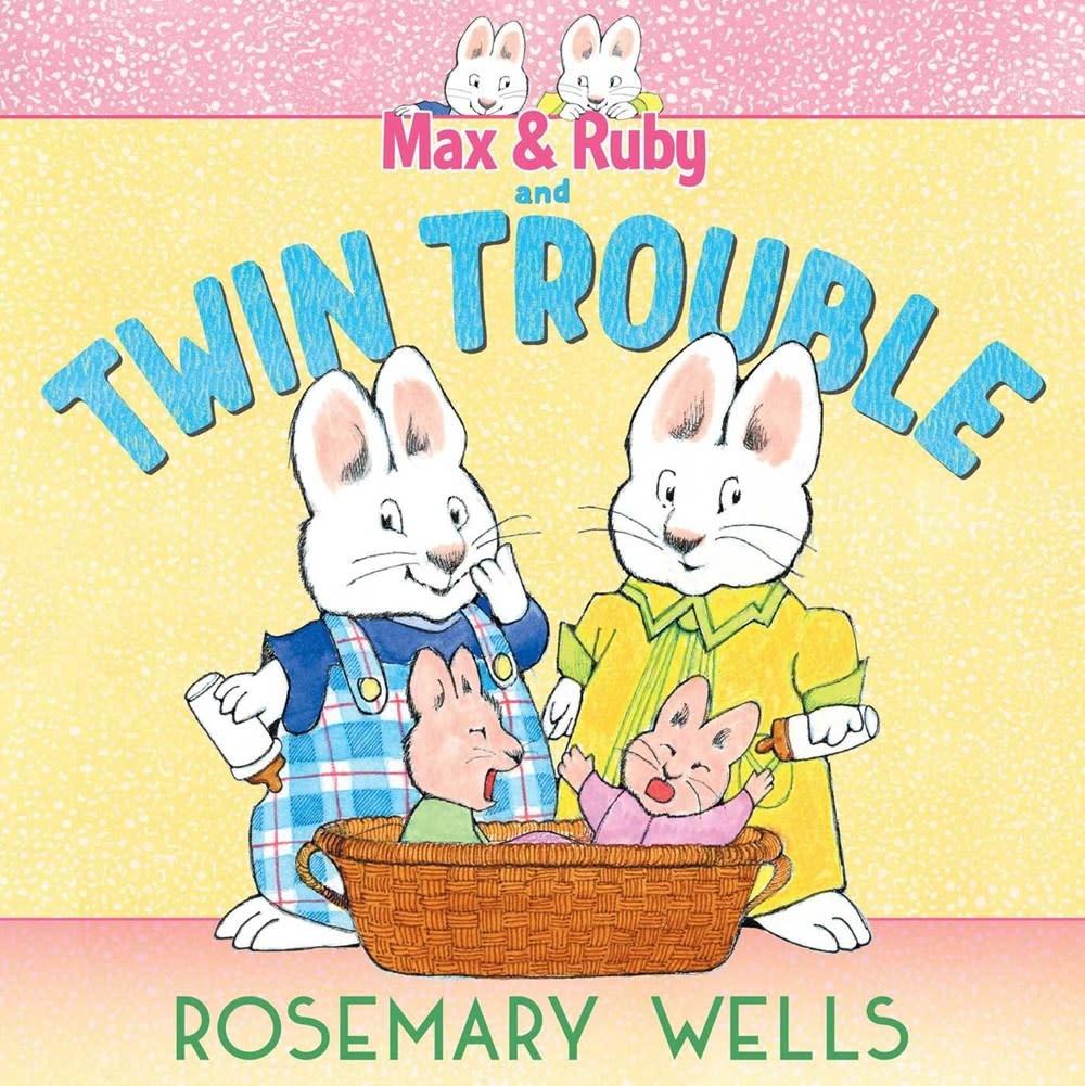 Simon & Schuster/Paula Wiseman Books Max & Ruby: Twin Trouble