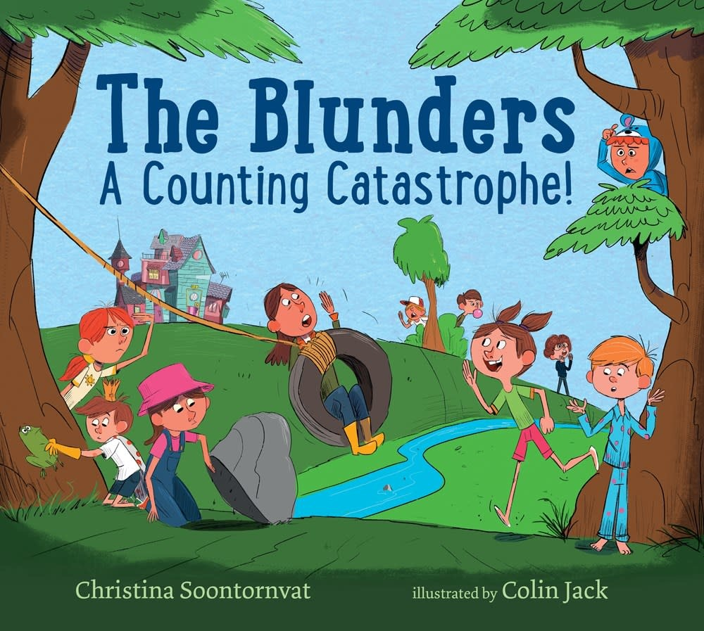 Candlewick The Blunders: A Counting Catastrophe!