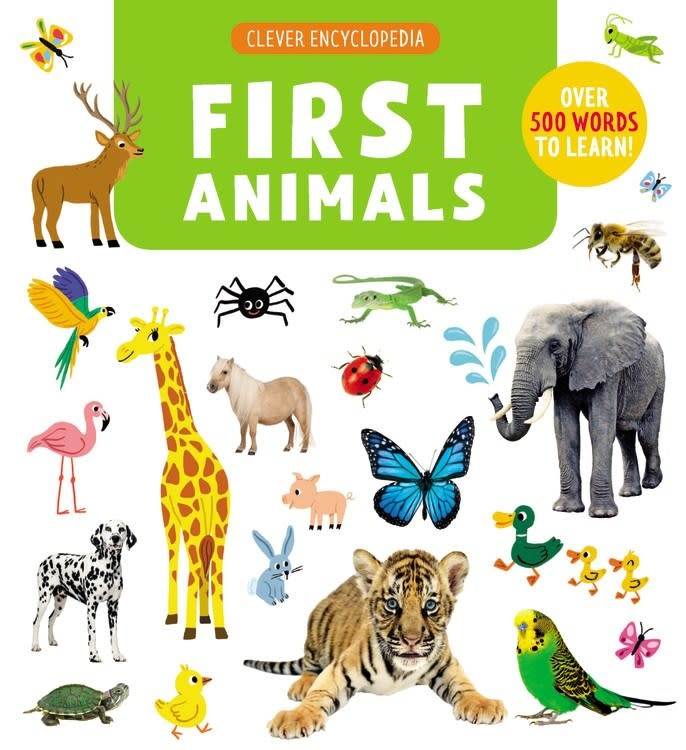 Clever Publishing Clever Encyclopedia: First Animals