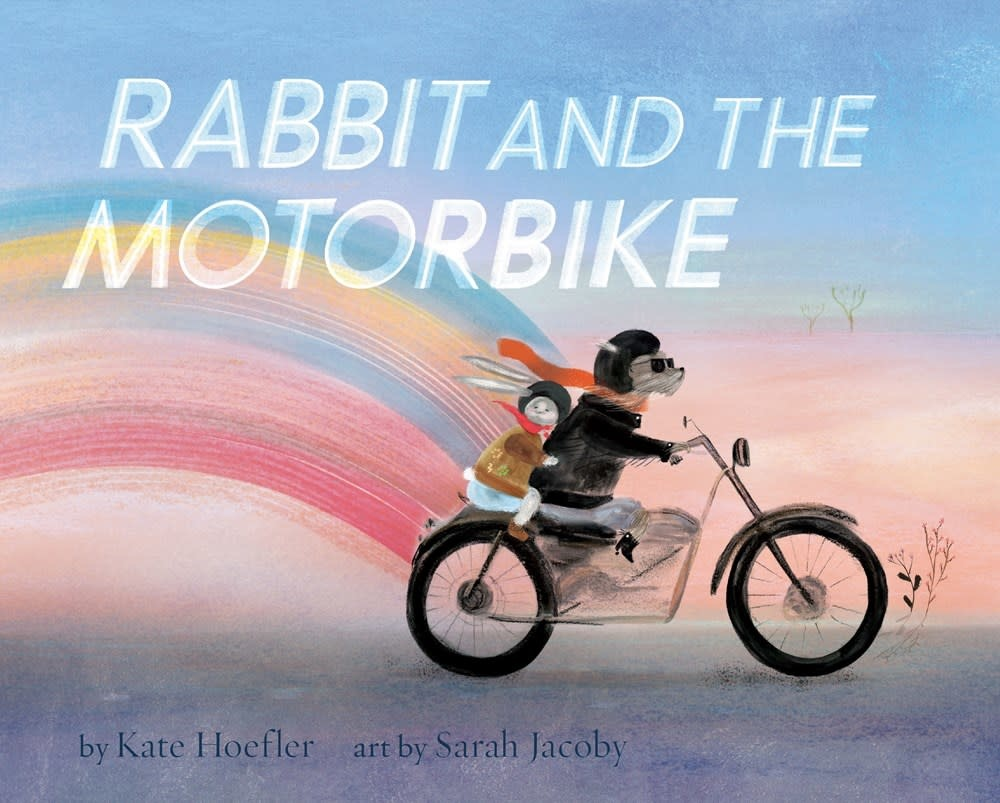 Chronicle Books Rabbit and the Motorbike