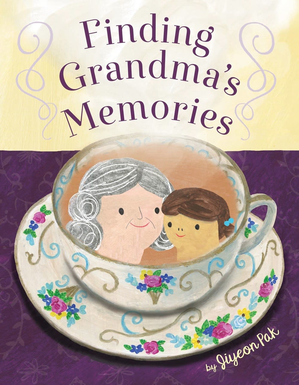 Knopf Books for Young Readers Finding Grandma's Memories